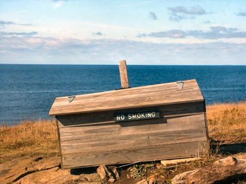 Fire Tool Box, Lobster Cove
