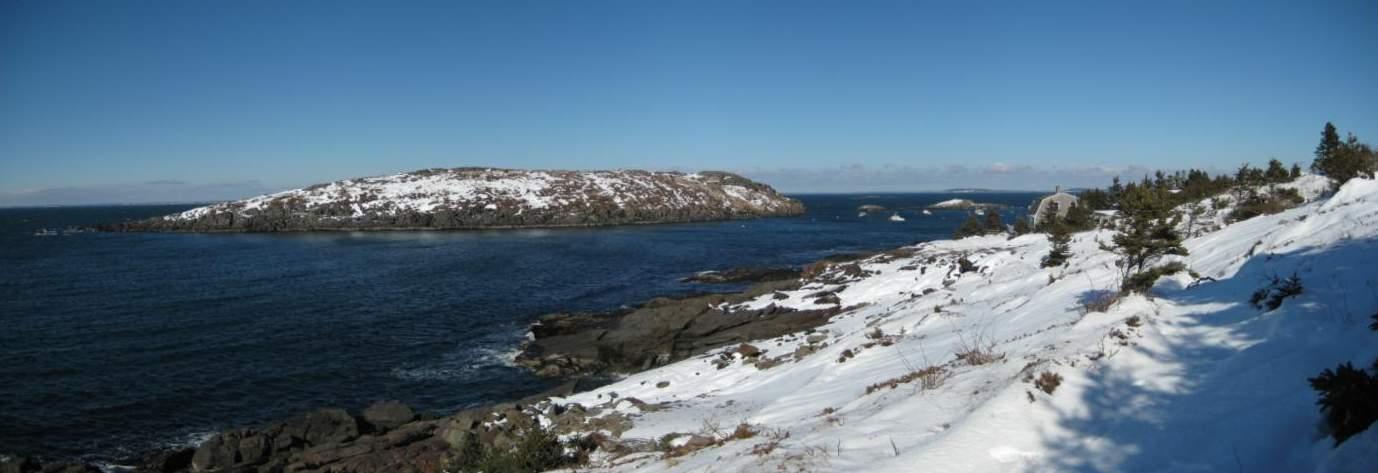 Monhegan Island Weather June